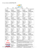 Behavior/Family Communication Monthly Sheet (editable!)