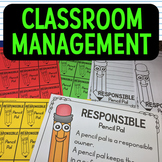Speeding ticket + 100 pages of Classroom management charts, forms, and notes