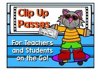 """Reward Passes """"Clip Up Pass for Positive Feedback"""""""