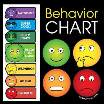 Behavior Chart - Behavior Management