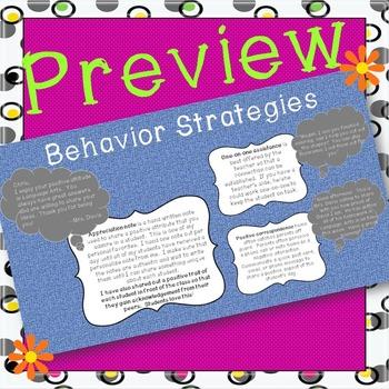 Behavior & Academic Encouraging tools