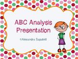 Professional Development: Behavior