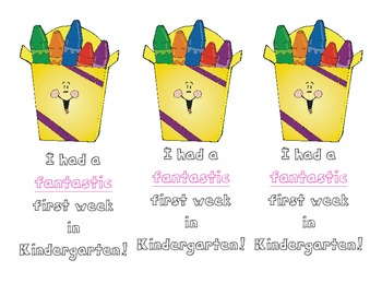 Behavior Badges for Kindergarten
