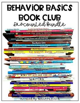 Behavior Basics Book Club- Discounted Program
