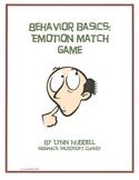Behavior Basics: Emotion Match Game
