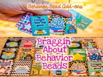 Behavior Beads ( Add- Ons)