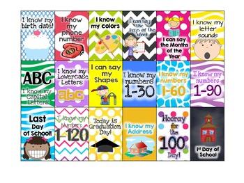 Pre-K edition Behavior Beads...also for Kindergarten