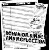 Behavior Binder and Reflection