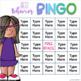 Behavior Bingo (Editable)
