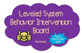 Behavior Board