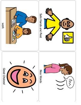 Behavior Boards