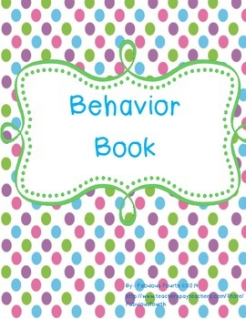 Behavior Book