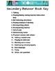 Behavior Book System