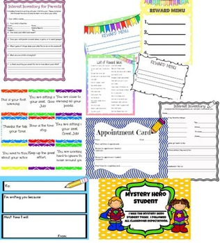 Behavior Boosters with 8 Classroom Interventions