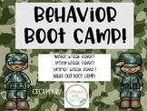 Behavior Boot Camp!