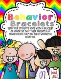 Behavior Bracelets