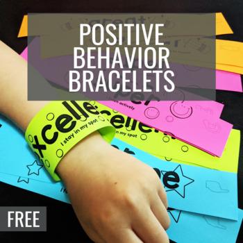 Behavior Bracelets