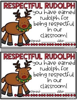 Behavior Buddies: Holiday Edition