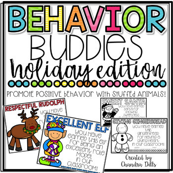 Behavior Buddies: Holiday Edition