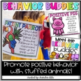 Behavior Buddies: Promoting Positive Behavior with Stuffed