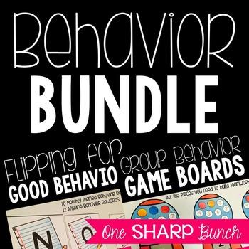 Behavior Bundle {Classroom Management}