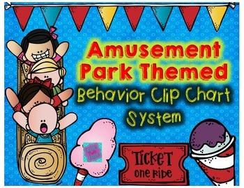 Behavior CLIPCHART SYSTEM - Amusement Park THEME