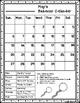 Behavior Calendar 2017-2018! Dr. Seuss Inspired - 3rd Style!