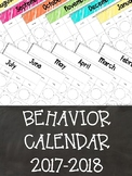 Behavior Calendar: Engaging Students in Tracking Their Behavior