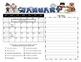 Behavior Calendar for Maria