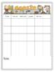Behavior Calendars 2016-2017 (English & Spanish)