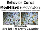 Behavior Cards Bundle (10 packs, 360 Cards) Monthly Behavi