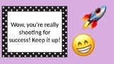 Behavior Cards - Emojis!