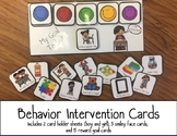 Behavior Cards - Individual Intervention