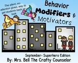 Behavior Cards - September Edition (Get Students Back On Task)