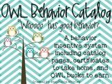 Behavior Catalog - OWL Themed