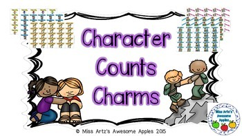 Brag Tags - Character Counts Edition