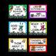 Superhero Theme Behavior Chart (Superhero Behavior Chart)