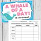 Behavior Chart - Ocean Theme Clip Chart