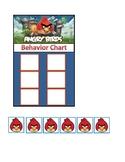 Behavior Chart (Angry Birds)