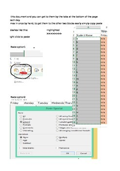 Behavior Chart Averages (Put your behavior chart to good use!)