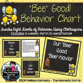 Behavior Clip Chart: Bees