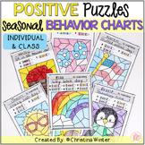 Behavior Chart  • Classroom Behavior Management - Individual & Class
