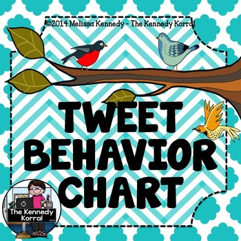 Behavior Clip Chart: Birds