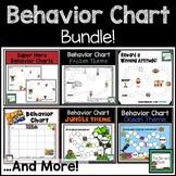 Behavior Chart Bundle