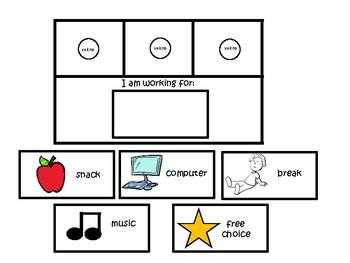 Behavior Chart Bundle for BIG Behaviors