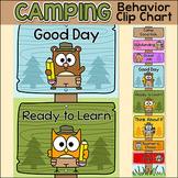 Behavior Chart - Camping Theme Classroom Decor