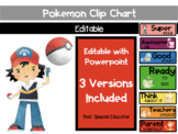 Behavior Chart | Editable Clip Chart | Behavior Management