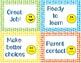 FREE Back to Shool Behavior Charts - Graficas de Comportamiento