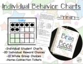 Behavior Chart Individual + Behavior Reward Book