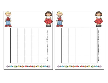 Behavior Chart: Ladybugs